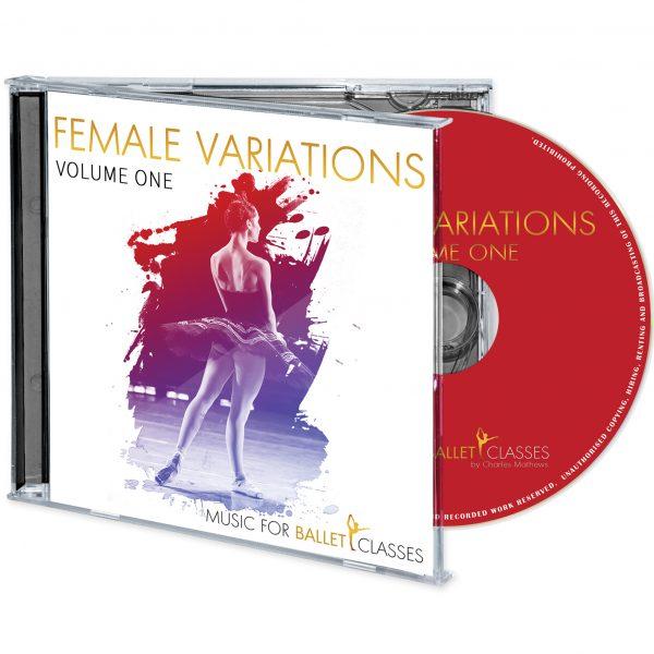 Female Variations Volume One