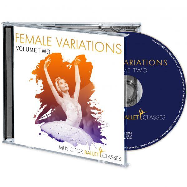 Female Variations Volume Two