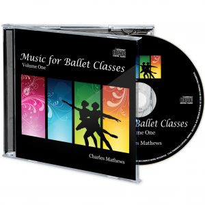 Music for Ballet Classes Volume One