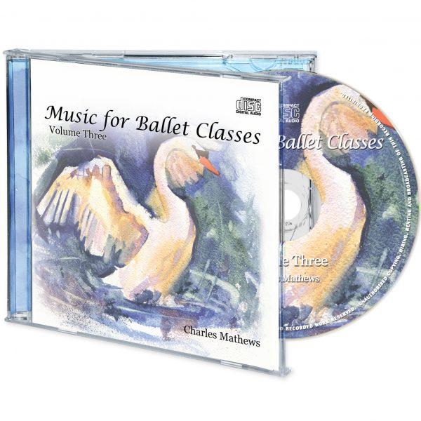 Music for Ballet Classes Volume Three