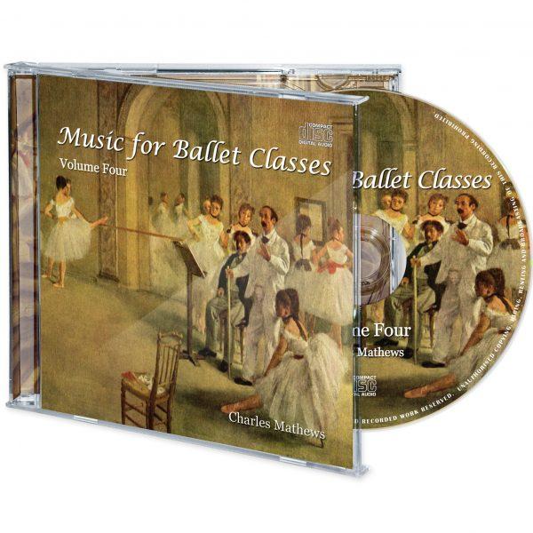 Music for Ballet Classes Volume Four