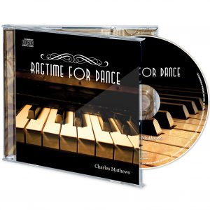 Ragtime for Dance Ballet Class Music